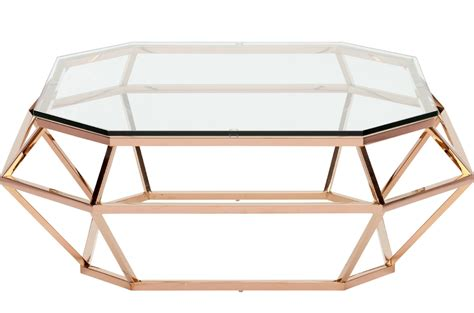 rose gold table l nuevo square coffee table stainless steel or rose