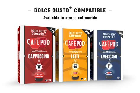 dolce gusto 174 compatible coffee capsules caf 233 pod