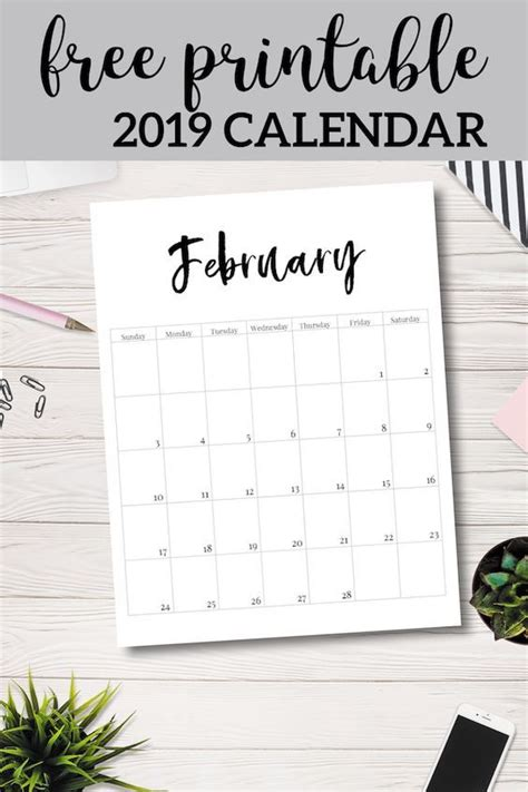printable calendars ingenious tips tricks ideas