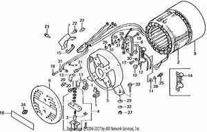 Honda E1500k4 A Generator  Jpn  Vin  E1500