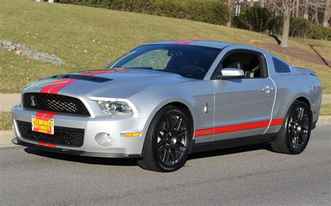 2011 Ford Mustang Gt500 Shelby
