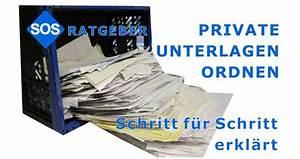 Private Unterlagen Sortieren Struktur : private papiere organisieren posteingang sortieren ~ Watch28wear.com Haus und Dekorationen