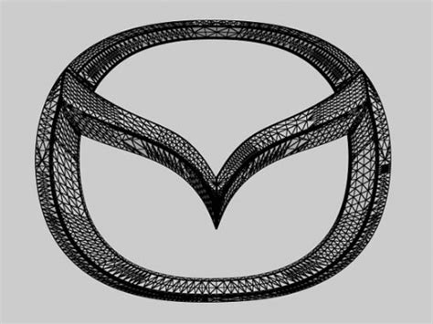 72 Best Images About Mazda Logo On Pinterest