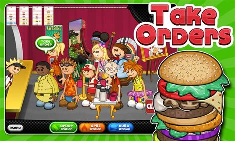 jeux de cuisine papa louie pancakeria papa 39 s burgeria android apps on play