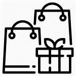 Icon Shopping Gift Bag Icons Vectorified Google