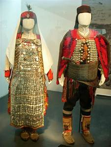 Serbian folk costumes and traditional clothing  Traditional