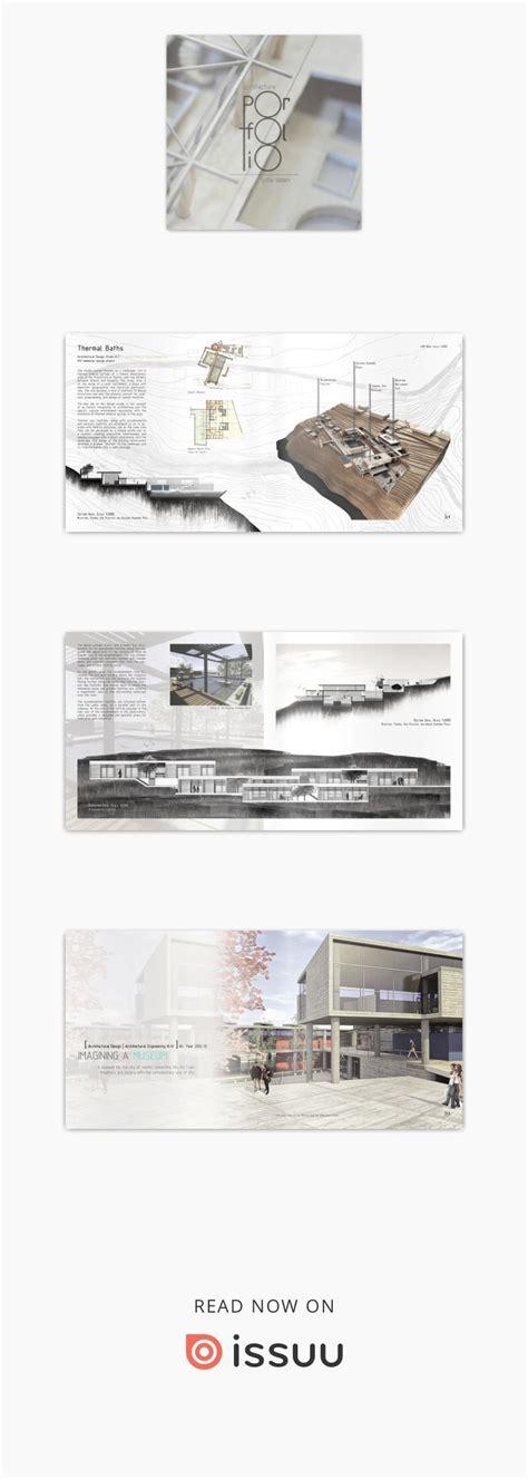 Cv Layout Exles by Portfolio Cv Impaginazione Architecture Portfolio