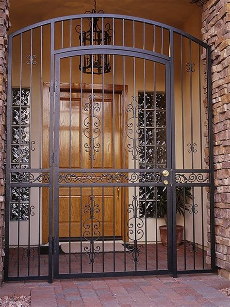 entry enclosures steel shield security doors
