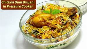 Chicken Dum Biryani in Pressure Cooker | Recipe | SuperNepal