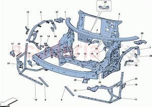 Ferrari 488 Gtb Chassis