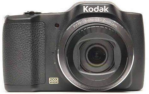 kodak pixpro fz review photography blog