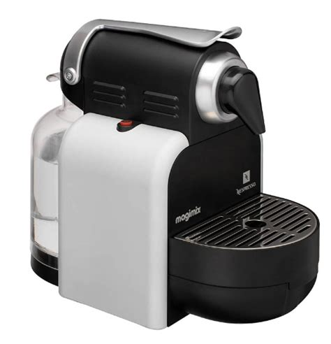 Magimix Silver/Grey M100 Nespresso Machine   review, compare prices, buy online