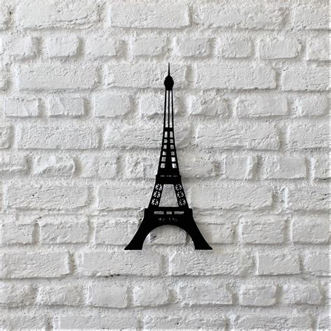 The style and sophistication of paris is something i love to immerse myself in. Eiffel tower | Metal walls, Metal wall art, Wall art