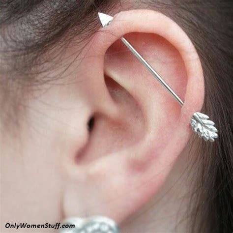 1000+ Cute Ear Cartilage Piercing Ideas and Types