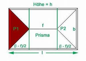 Dachfläche Berechnen Online : dachfl che von einem walmdach berechnen freizeit ~ Themetempest.com Abrechnung