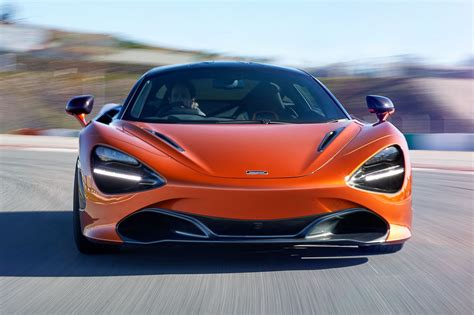 Mclaren Picture by Mclaren Storms Into Geneva With New 720s Supercar By Car