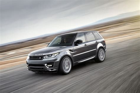 Range Rover Sport Uk Prices, Specs Announced