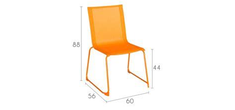 chaise empilable orange achetez nos chaises empilables orange 224 petit prix rdv d 233 co