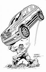 Hulk Marvel Trimpe Herb Incredible Characters Layton Coloring 1980s Comics sketch template