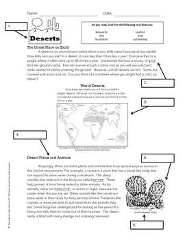 Best 25+ Text Features Worksheet Ideas Only On Pinterest