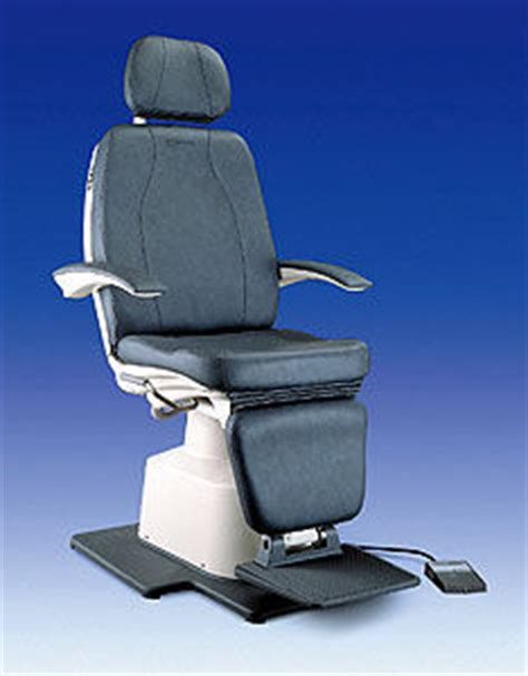 refurbished topcon oc 2200 ophthalmology chair and stand