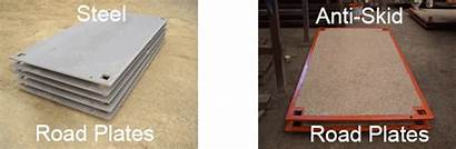 Plates Road Anti Skid Steel Cost Savings