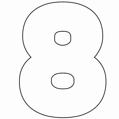 Printable Numbers Number Printables Templates Stencils Bubble