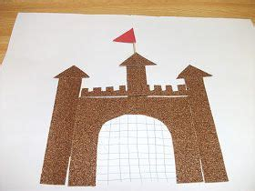castle craft ideas preschool crafts for sand paper sand castle craft 1243