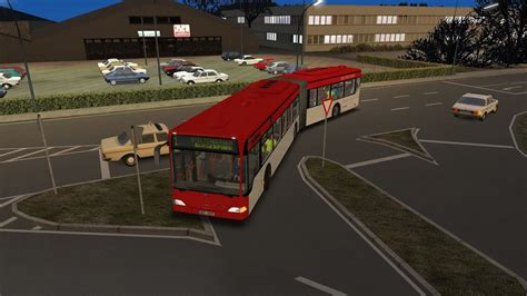 omsi  gothenberg lines    mb  citaro  zf