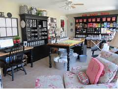 By Your Hands Organizing  Craft Room Inspiration