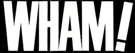wham logo wham enjoy what you do