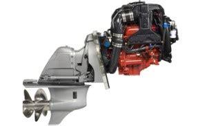stern drive engines mercruiser  volvo penta boatscom
