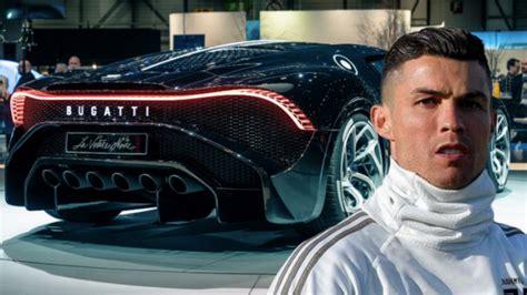 Beli Bugatti La Voiture, Cristiano Ronaldo Miliki Mobil ...