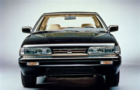 Катаемся на самой странной модели mercedes. INFINITI M30 Coupe specs & photos - 1990, 1991, 1992 ...
