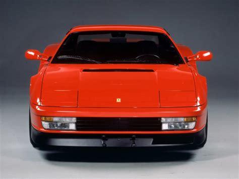 The Ferrari Testarossa: A Collector Car for Our Times