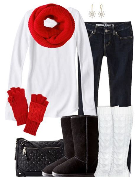 Simple Cute Winter Outfit | fashion luv | Pinterest | Winter Clothes and Winter fashion