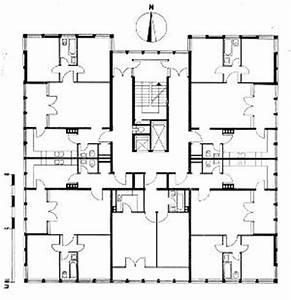 Ddr Plattenbau Grundrisse : wohnhochhaus auf der interbau berlin ~ Lizthompson.info Haus und Dekorationen