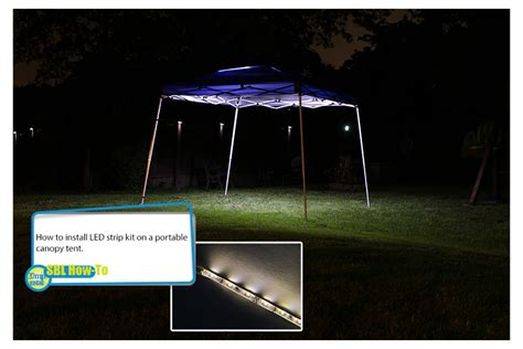canape led portable canopy tent led lighting kit novelty lighting