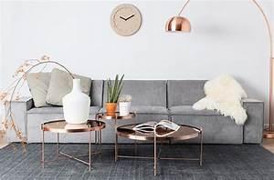 Deco Couleur Cuivre : 9 meubles et objets en cuivre shopper darty vous ~ Teatrodelosmanantiales.com Idées de Décoration