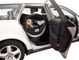 Amazon.com : Petego Pet Tube Car Kennel, Large : Pet