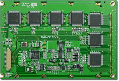 320x240 Parallel Graphic Lcd (cfag320240ktmitz