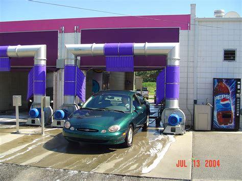 Custom Designed Car Wash Drying Equipment