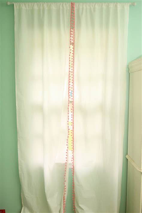 cheap and easy curtains