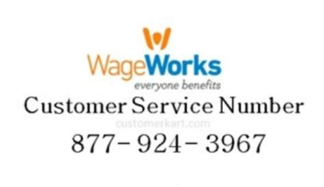 wageworks customer service number employee us non us