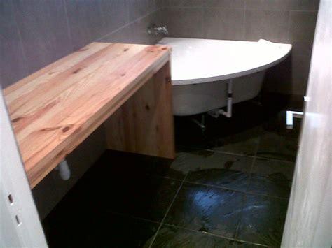 meuble de chambre de bain meuble de salle de bains sur mesure artisan charpente