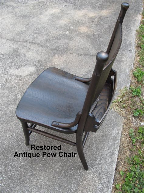antique spindle crib restoring an antique pew chair my repurposed