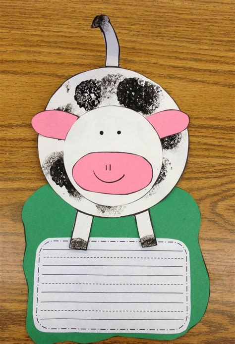 25 best ideas about cow craft on preschool 881 | cb85450888b851a664b381cb8f2623f1