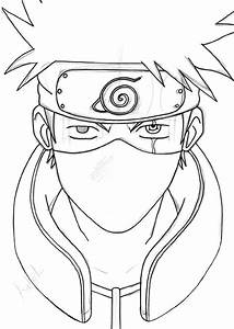 Kakashi Hatake by PandaManda on DeviantArt