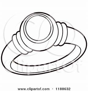Ring Outline Clipart - Clipart Kid