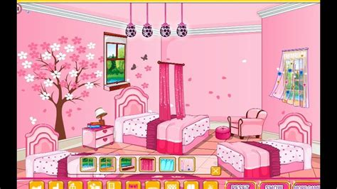 decorating casual girl games room decoration game